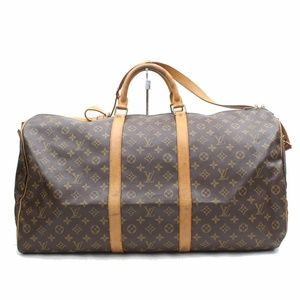 Auth Louis Vuitton Keepall 60 Travel Bag 175LTR333